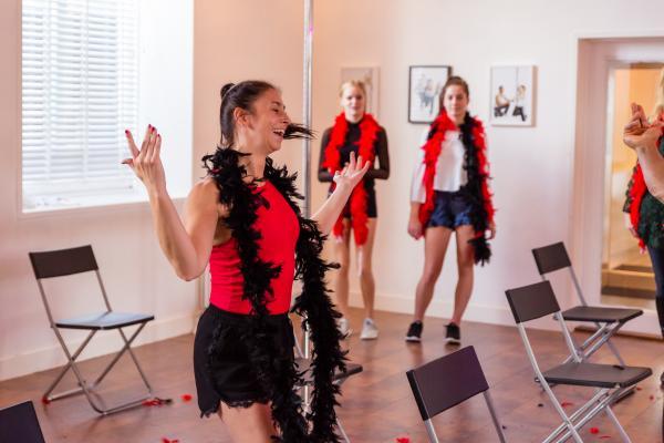 Burlesque Workshop in Amersfoort