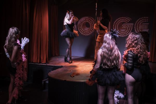 Burlesque Workshop in Amersfoort